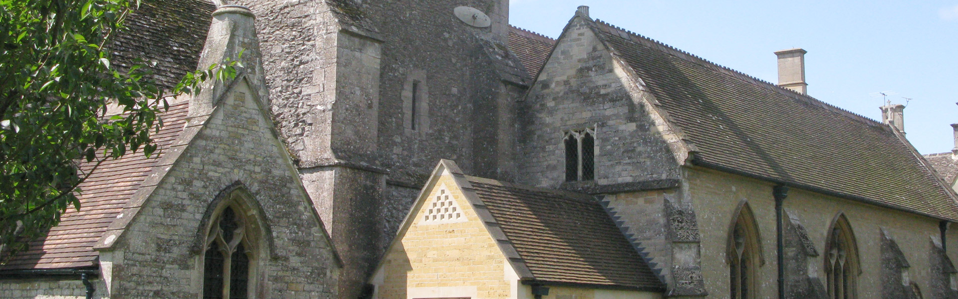 All Hallows Church in South Cerney